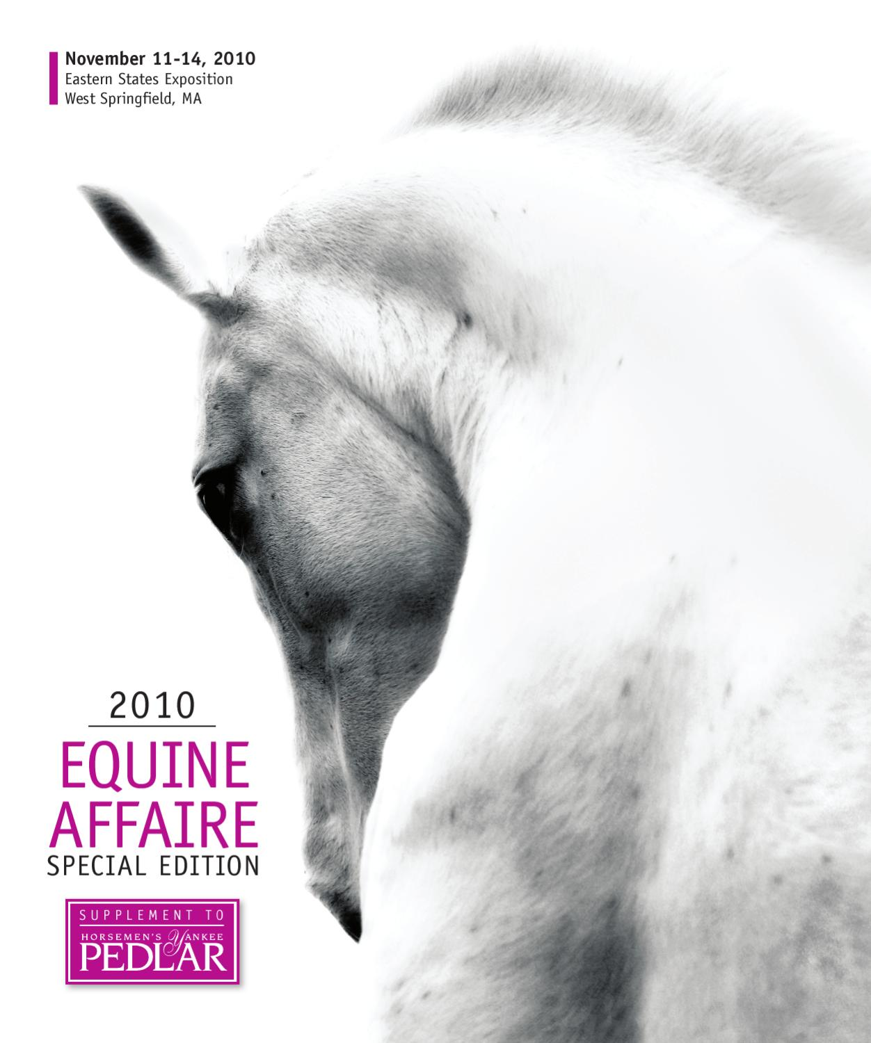 2010 Equine Affaire Guide By Journal Issuu Home Depot Wildlife Mesh Wiring Further Roof Vent Guard Stainless