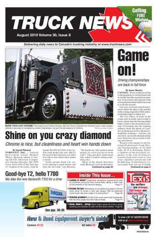 84d777964da Truck News August 2010 by Annex Business Media - issuu