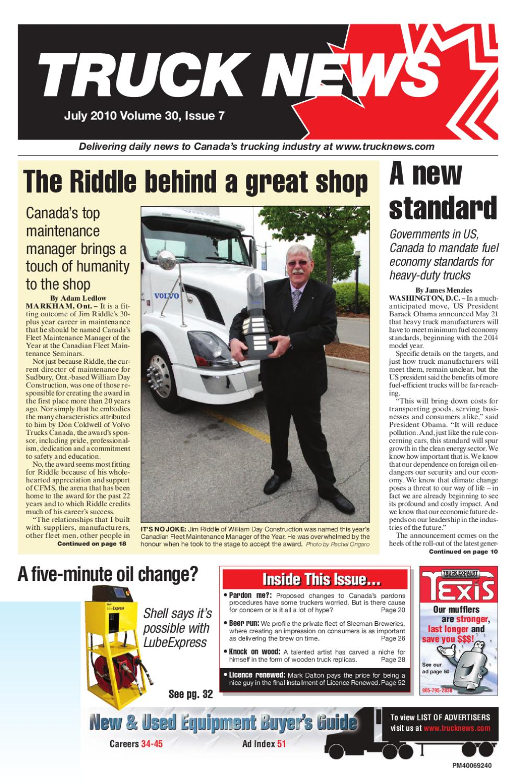 fa9aa3b1ec4 Truck News July 2010