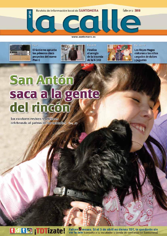 Http Www Revistalacalle Com Pdf La 20calle 2086 20web By Revista  # Muebles Tovar Beniel