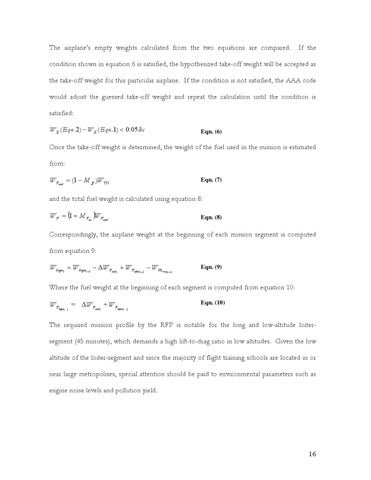 Page 17 of 1.1 Statistical Mission-Based Weight Estimation