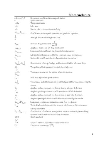 Page 4 of Nomenclature