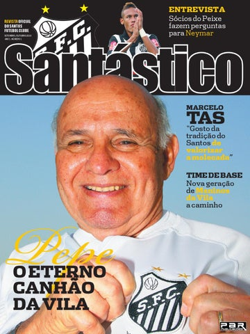 Revista Santastico by PH3 Propaganda e Marketing - issuu fdeadbbde40d4