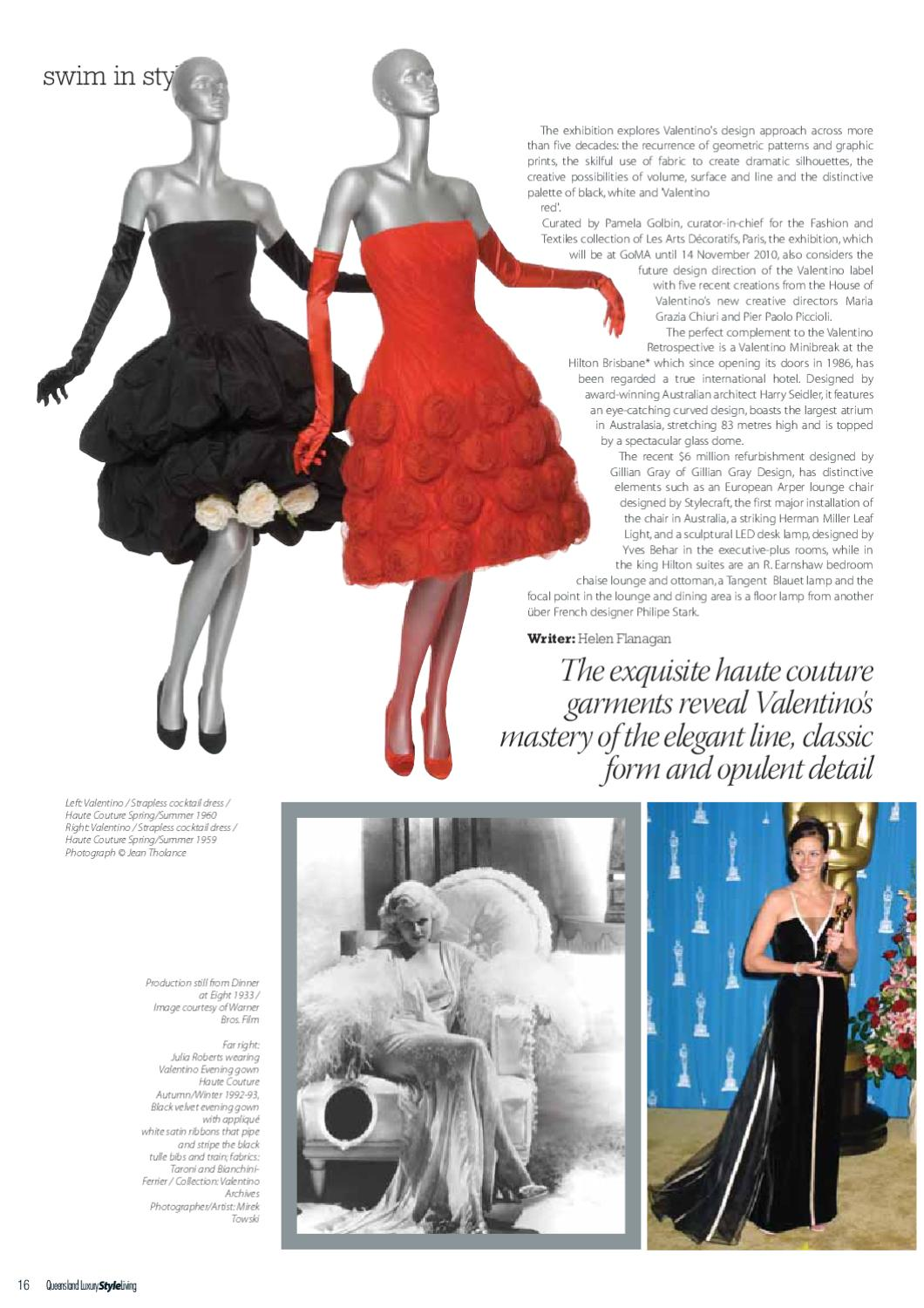 exquisite design black white red ideas brisbane style spring 2010 by living issuu