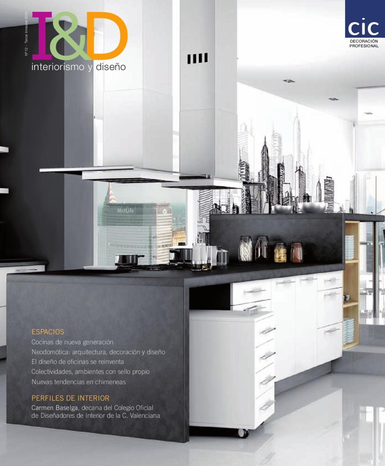 Interiorismo y dise o 12 by digital newspapers s l issuu - Interiorismo y diseno ...