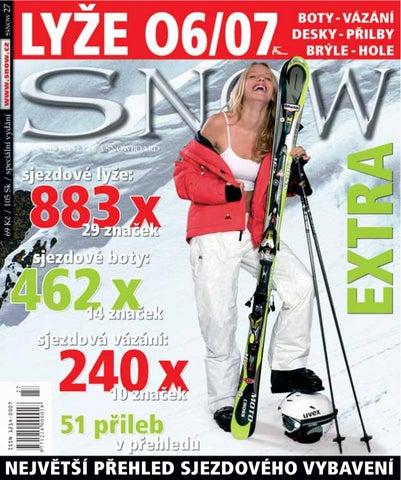 SNOW 27 MARKET - říjen 2006 by SNOW CZ s.r.o. - issuu 9a35dc3fd1