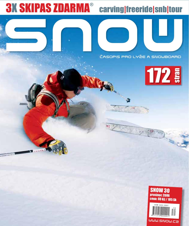 SNOW 30 - prosinec 2006 by SNOW CZ s.r.o. - issuu 256be05568