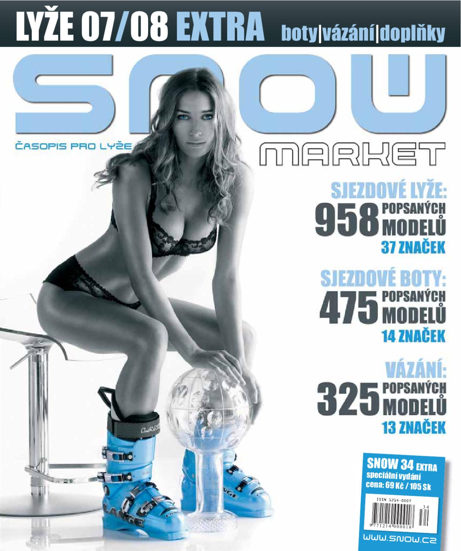 SNOW 34 MARKET - říjen 2007 by SNOW CZ s.r.o. - issuu 6bbd2e3962