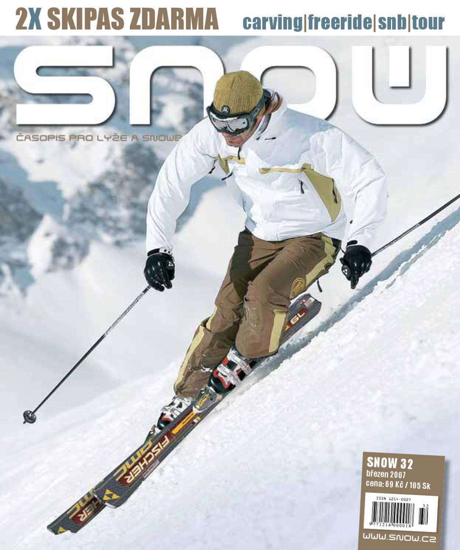 faa101a4d1a SNOW 32 - březen 2007 by SNOW CZ s.r.o. - issuu