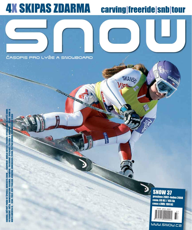 SNOW 37 - prosinec 2007 by SNOW CZ s.r.o. - issuu b70ab92665c