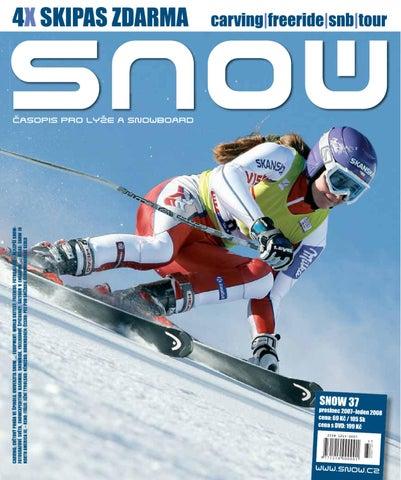 63837a743f9f SNOW 37 - prosinec 2007 by SNOW CZ s.r.o. - issuu
