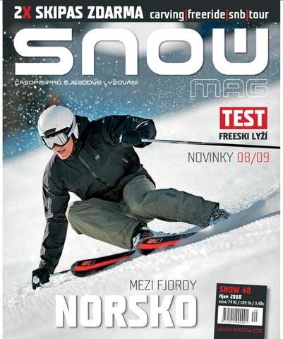 SNOW 40 - říjen 2008 by SNOW CZ s.r.o. - issuu 2dae79b658