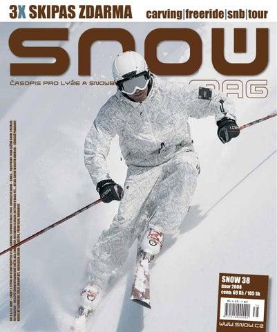 99101dd2b25 SNOW 38 - únor 2008 by SNOW CZ s.r.o. - issuu