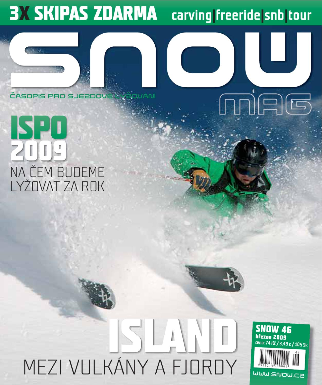 SNOW 46 - březen 2009 by SNOW CZ s.r.o. - issuu 488cbf38f5