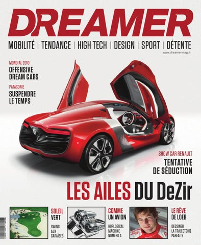 75a9e7c1d1caaf Dreamer n°4 (septembre-octobre 2010) by ON Magazine - issuu
