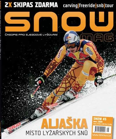 SNOW 45 - únor 2009 by SNOW CZ s.r.o. - issuu 441fffc43b