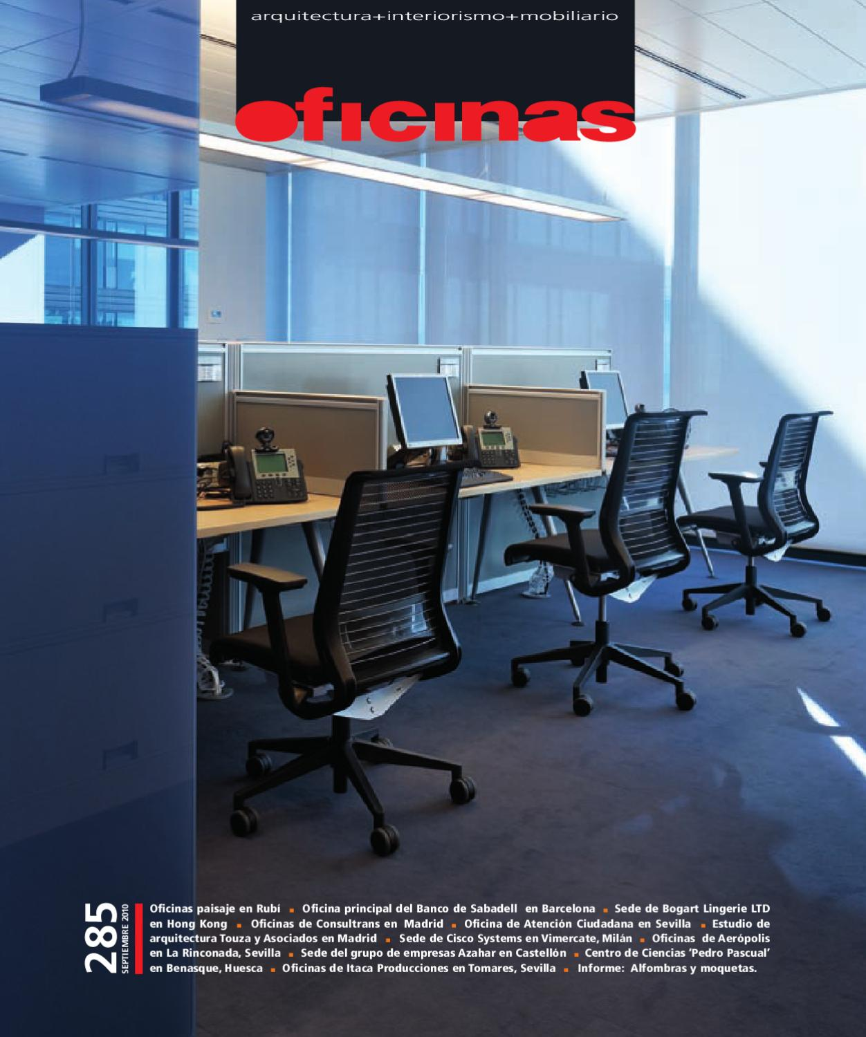 Oficinas - 285 by Digital Newspapers S.L. - issuu