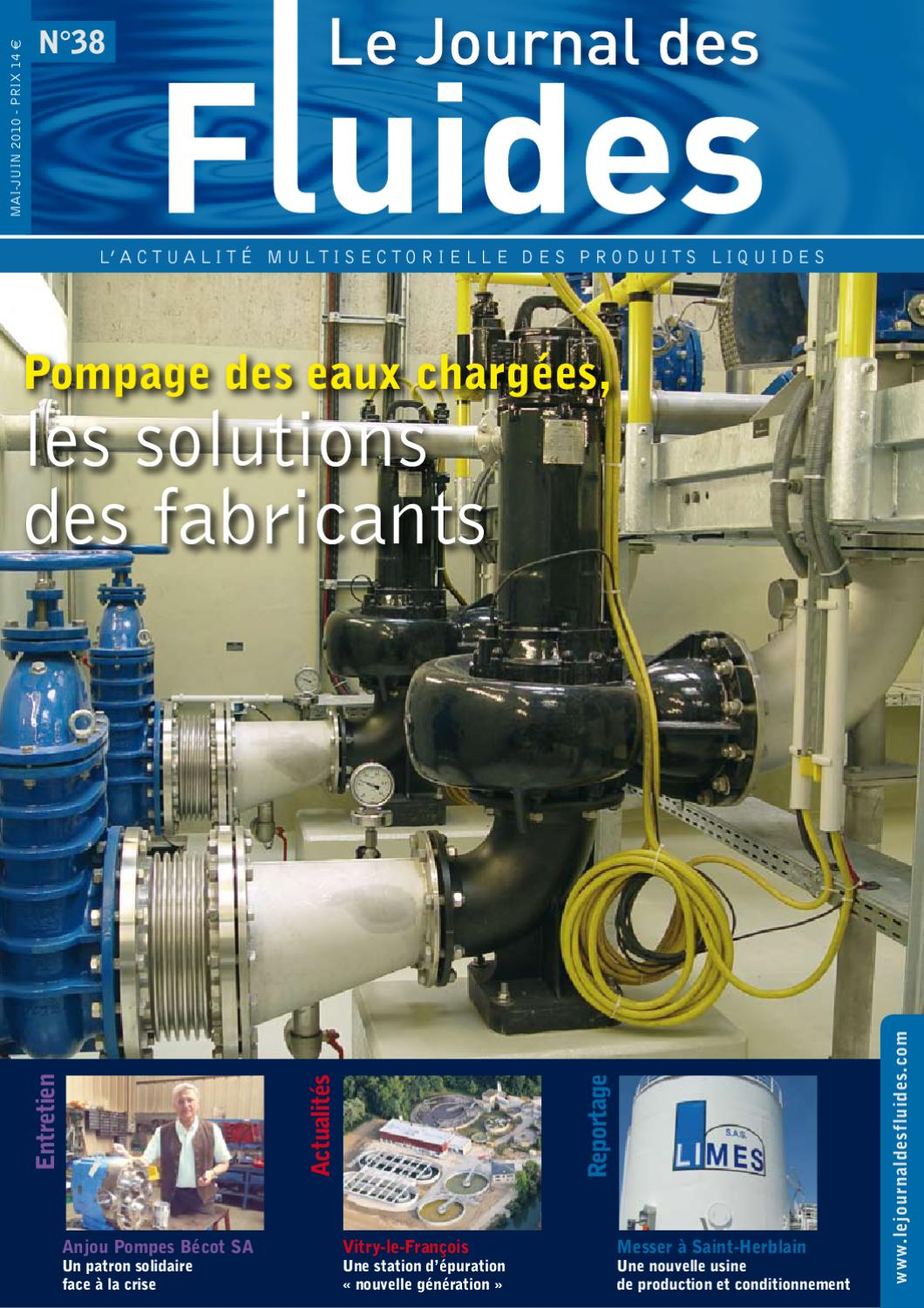 Journal Des Fluides 38 By Le Besco Yann Issuu