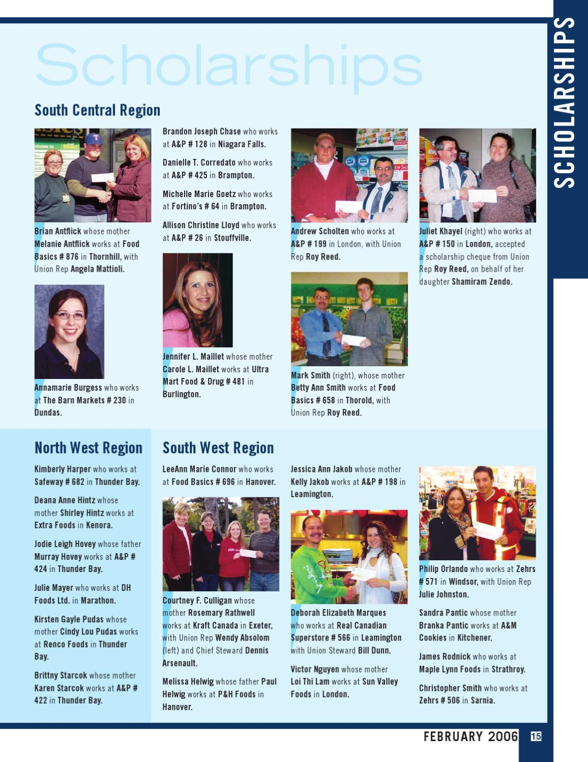 Checkout February 2006 by UFCW Locals 175 & 633 - issuu
