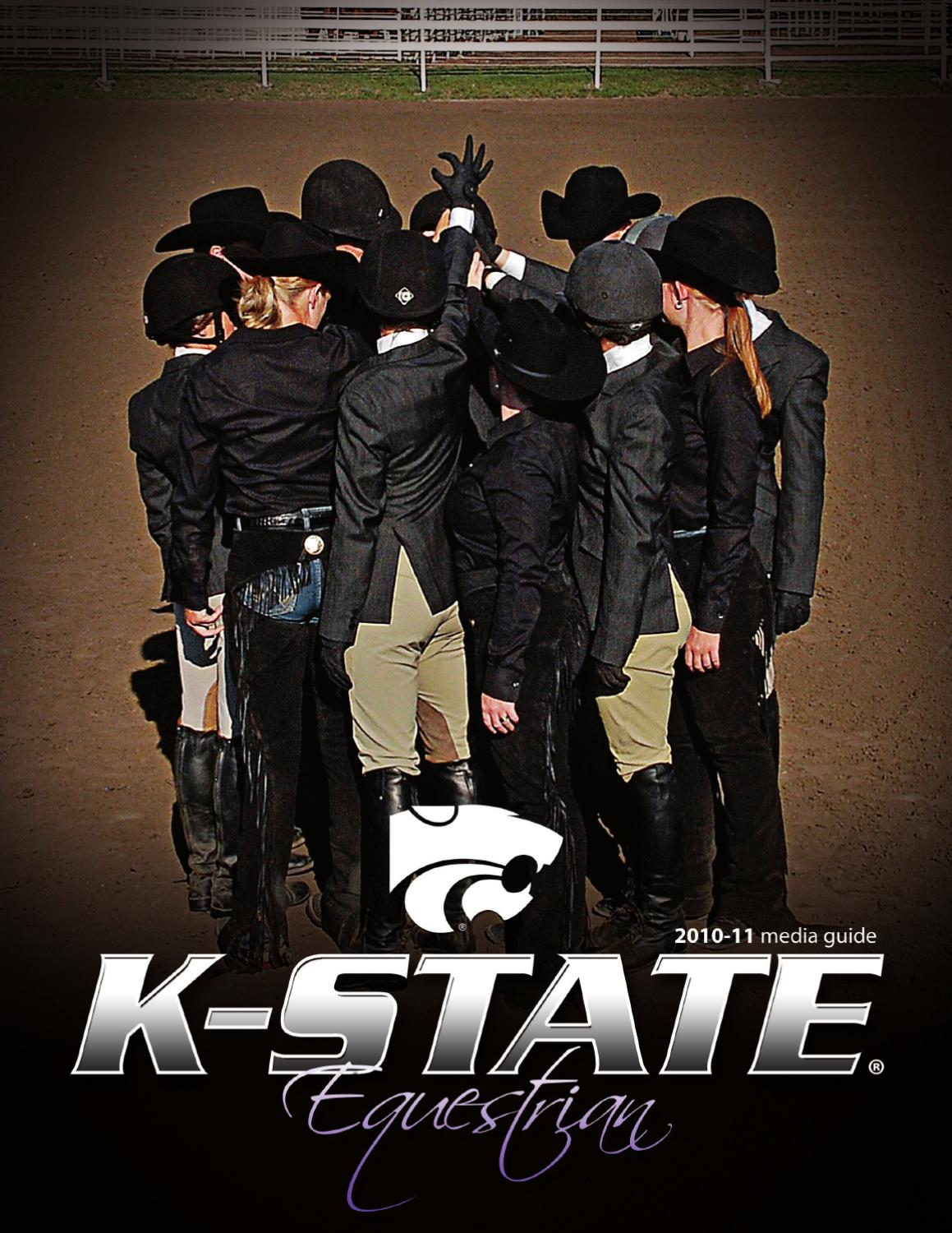 2010 K State Equestrian Media Guide By K State Athletics Issuu