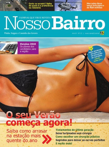 7b8bba01c Nosso Bairro 21 by Canal 2 Comunicação - issuu