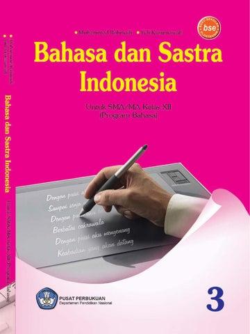 Bahasa Dan Sastra Indonesia By Mpkw Jakarta Issuu