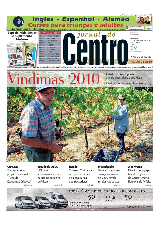 235d4742d815a Jornal do Centro - Ed445 by Jornal do Centro Viseu - issuu