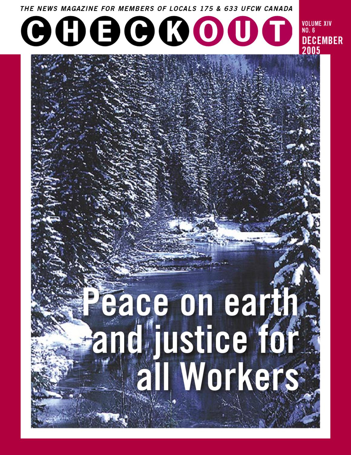 Checkout December 2005 By Ufcw Locals 175 633 Issuu