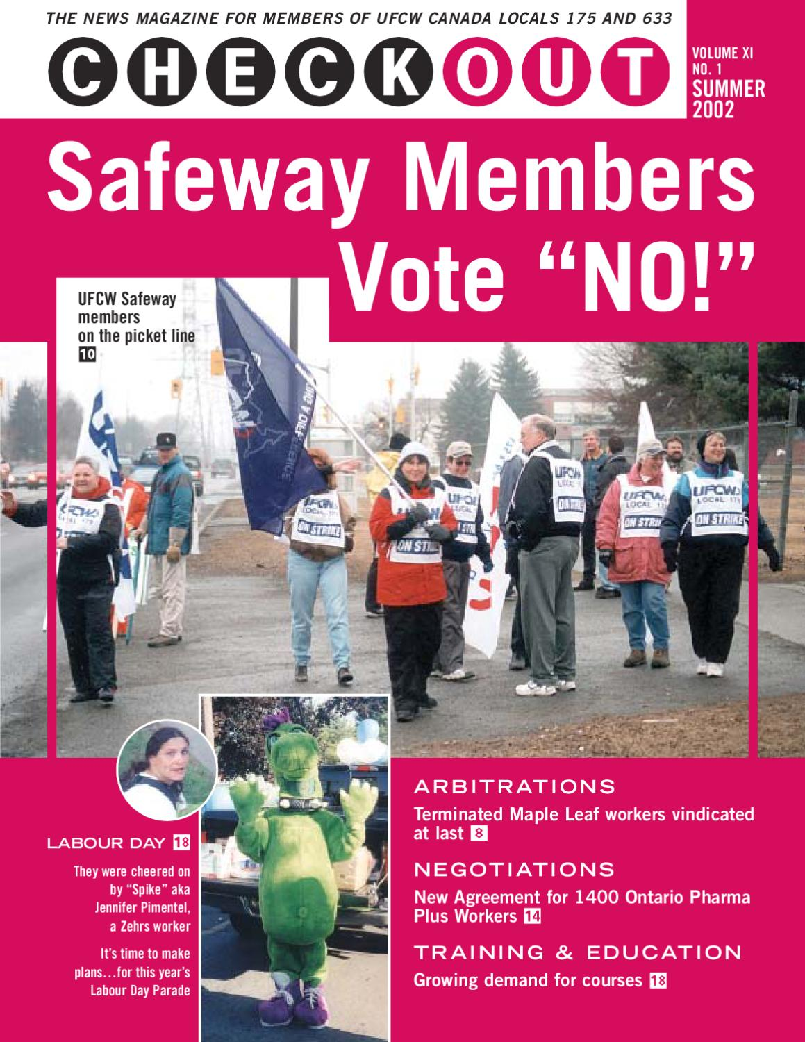 United Food And Commercial Workers Canada Local