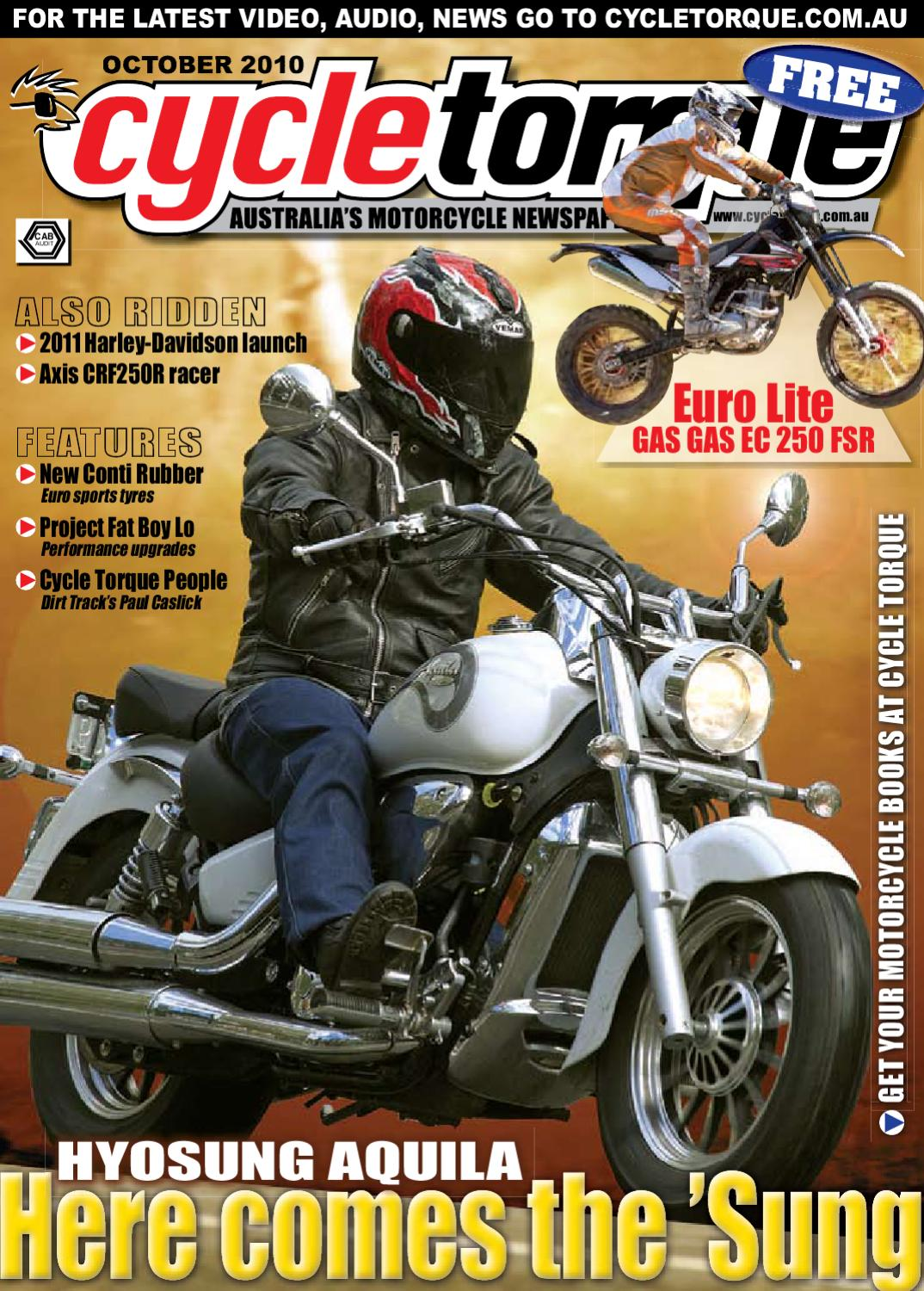 Cycle Torque October 2010 by Cycle Torque - issuu