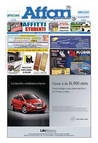 Issuu Luglio Editoriale Mercoledi By Srl Affari 29 Giornale qS0Btt