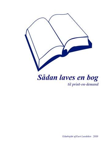 lav en bog