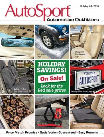 AutoSport Catalog - Holiday 2010 by AutoSport Catalog - issuu