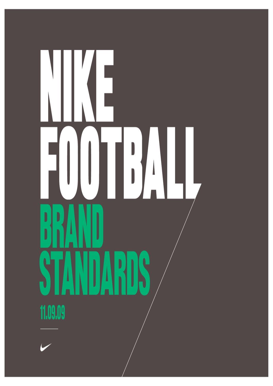 brandbook nike footballlogobr - issuu, Presentation templates