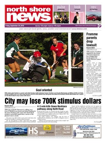 North Shore News - September 24 d7be22e65