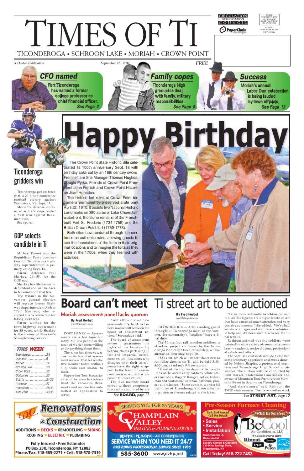 TI_09-25-2010_Edition by Sun Community News and Printing - issuu
