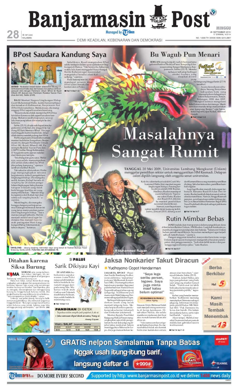 Banjarmasin Post - Edisi Minggu f71703a0be