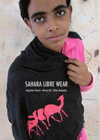 SAHARA LIBRE WEAR Angustias Garcia - Alonso Gil - Esther Regueira 7e573d35fcf