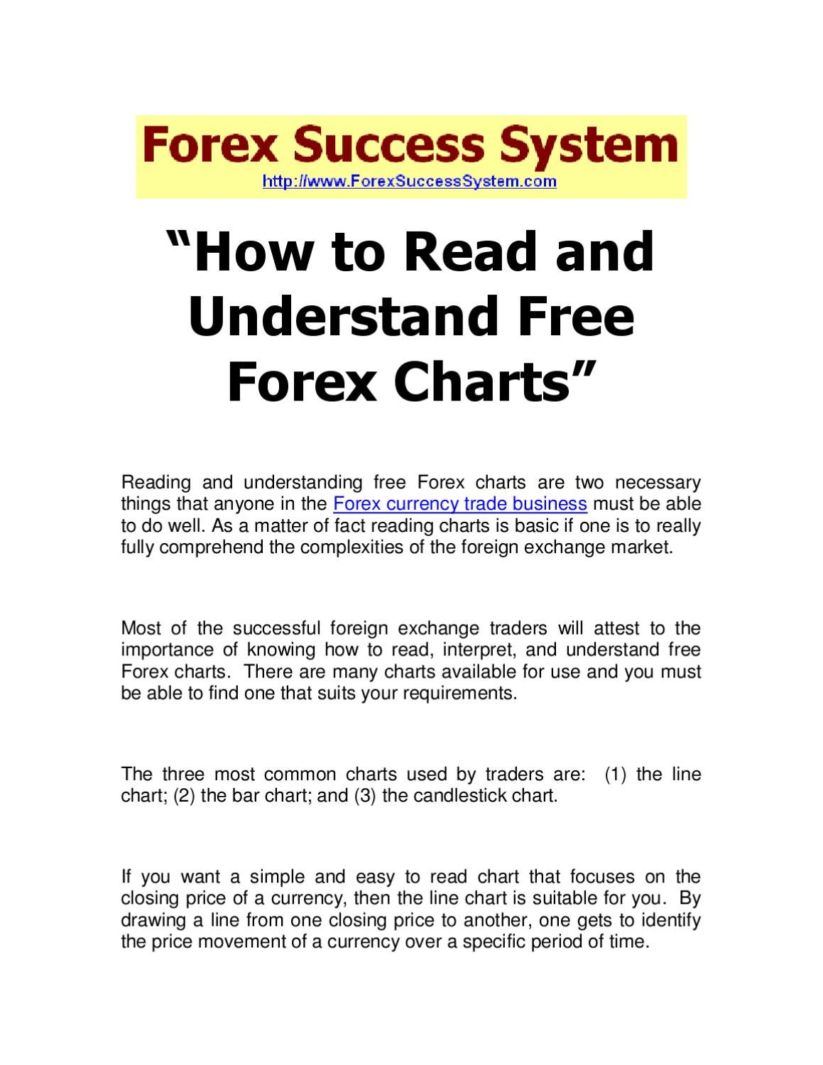 How to read forex