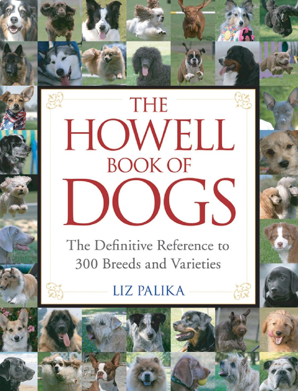 The Howell Book Of Dogs By Sayamrat Huadchaleon Issuu