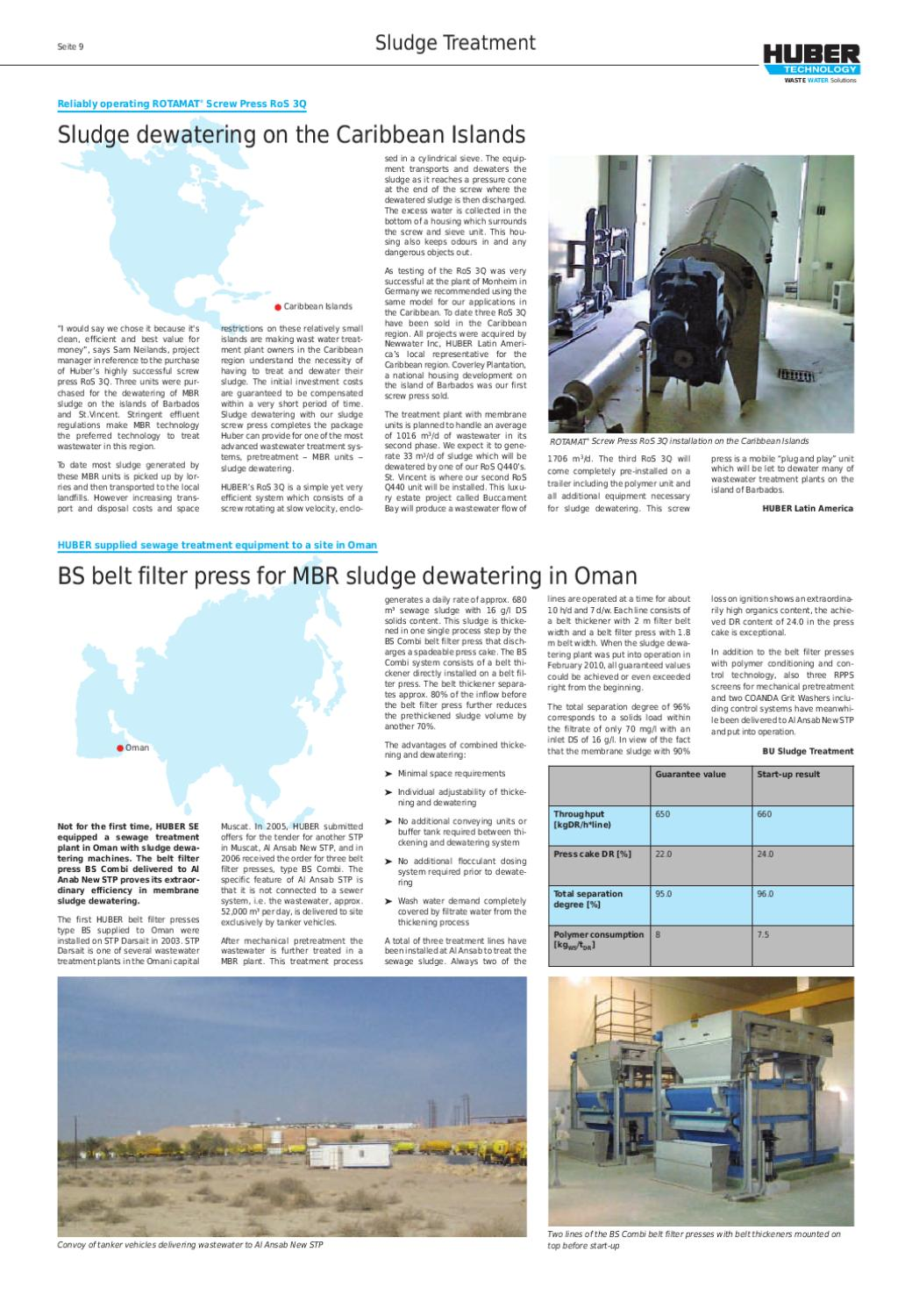 International Report, issue 2010, english by SE HUBER - issuu