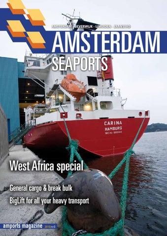 fcc1ff86f7 Amsterdam Seaports - nr 3 2010 by Amports - issuu