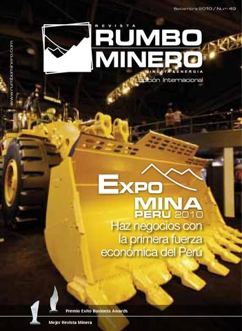 revista rumbo minero n186 49 by grupo digamma issuu