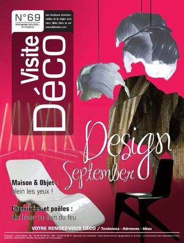 Magazine Visite Deco Numero 69 By Visite Editions Issuu
