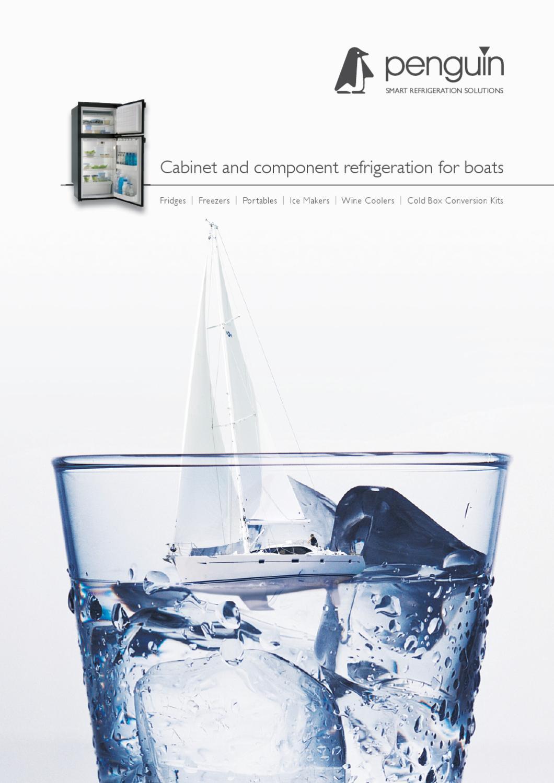 Marine Refrigeration Brochure By Penguin Refrigeration Ltd