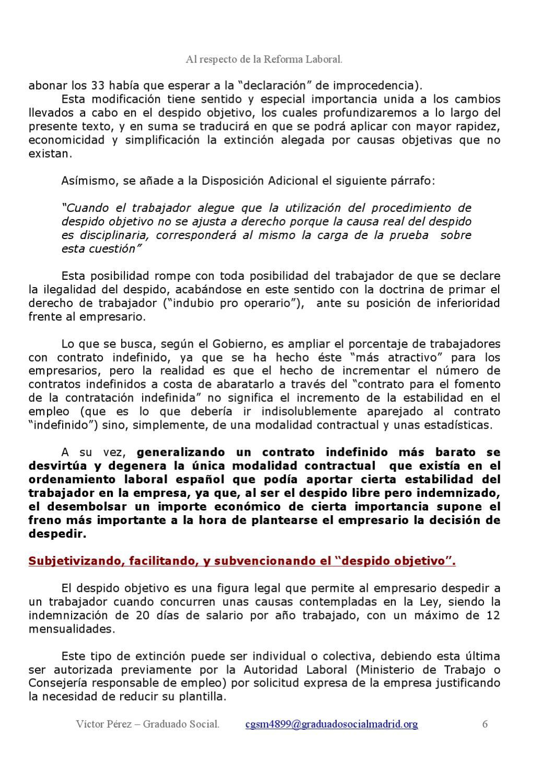 Análisis de la Reforma Laboral by PCPE Extremadura - issuu