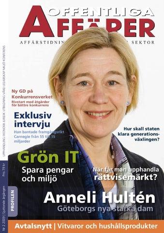 Offentliga Affärer nr-2 2009 by Hexanova Media Group AB - issuu c675d0ed66abe
