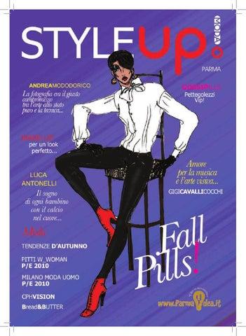Style Up! Moda Parma 5 by StyleUp! - issuu 87c9e1f8cc4