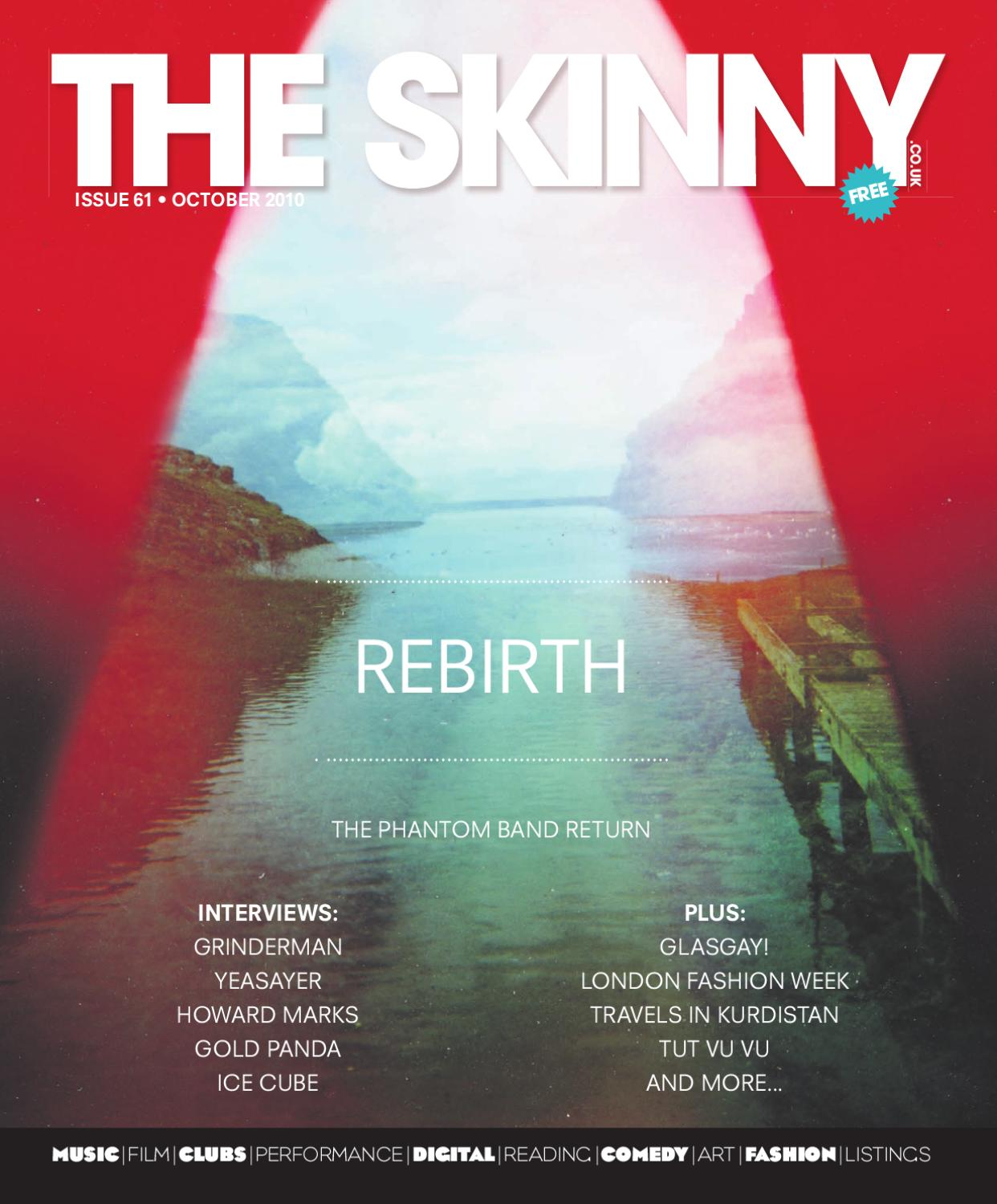 The Skinny October 2010 by The Skinny - issuu