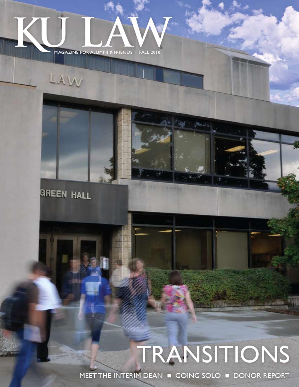University of Kansas School of Law | School of Law